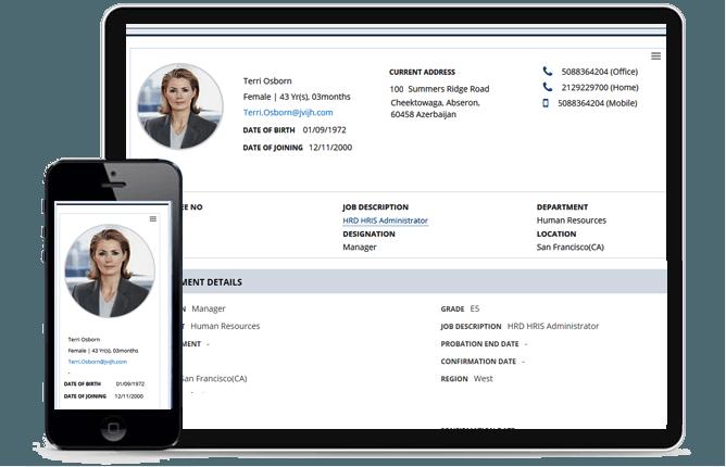 Hr Database software (HRIS)