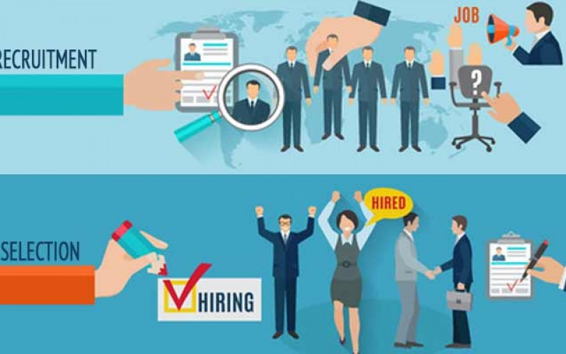 Recruitment and selection – The most important HR function
