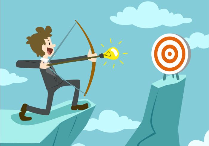 Baseline goal setting process
