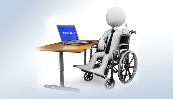 Differently-abled workforce