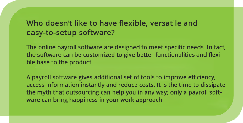 Who doesn't like to have flexible, versatile and easy-to-setup software?