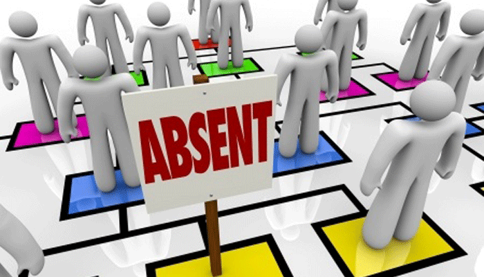 absenteeism essay 6 Transformational leadership and workplace injury and absenteeism: analysis of a national nursing assistant survey doohee lee marshall university, leed@marshalledu.