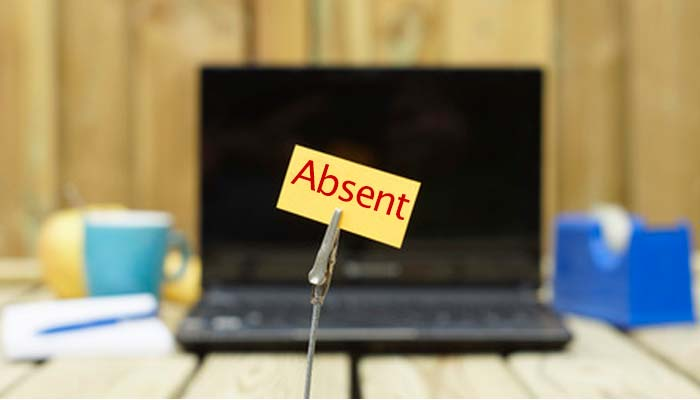 Fix absenteeism with an effective online attendance management system