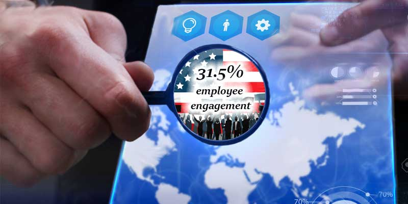 Why Only 31.5% of U.S. Employees Are Engaged at Work?