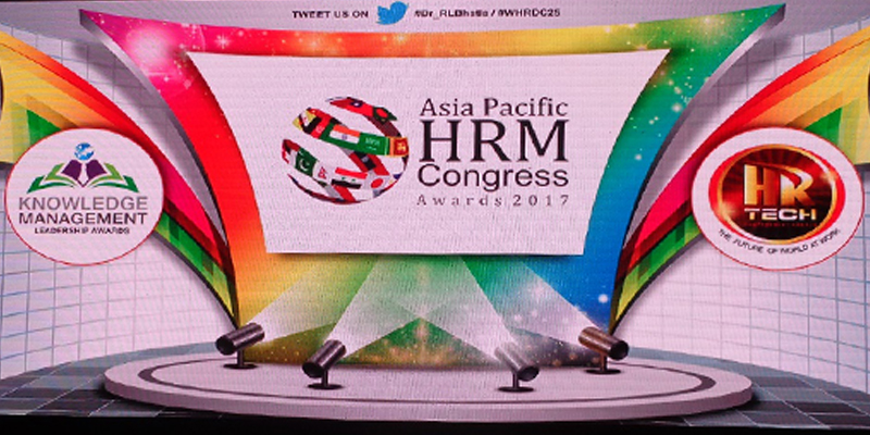 Glimpses of Asia Pacific HRM Congress 2017