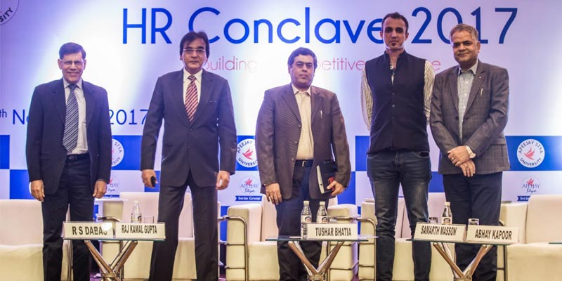 HR Conclave 2017: A Discussion on Impact of Performance Management System in Organizations