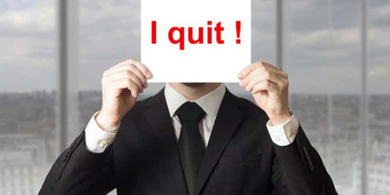 Good Employees Quit
