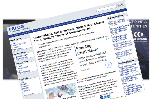 Latest News and Press Releases – Empxtrack