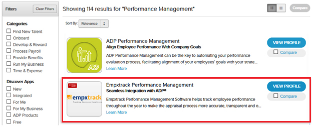 empxtrack performance-management