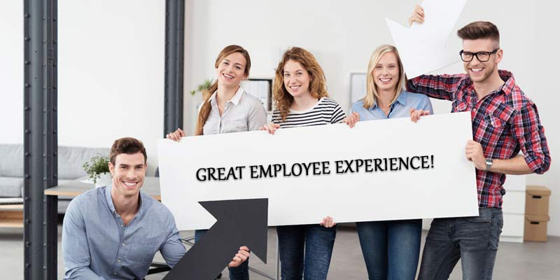 Positive Employee Experience to Retain Top Talent