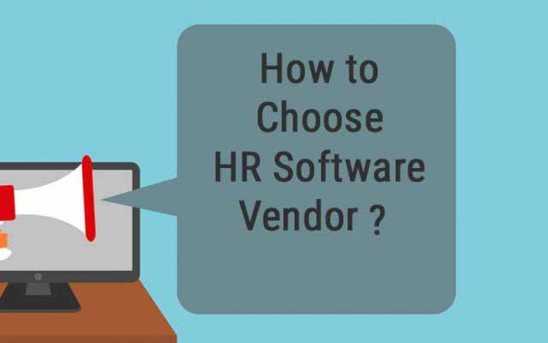 How to choose an HR software vendor?