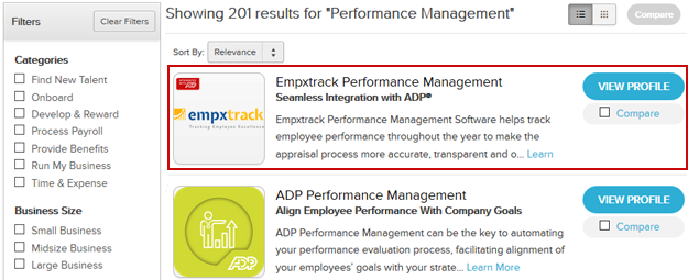 Empxtrack Performance Management