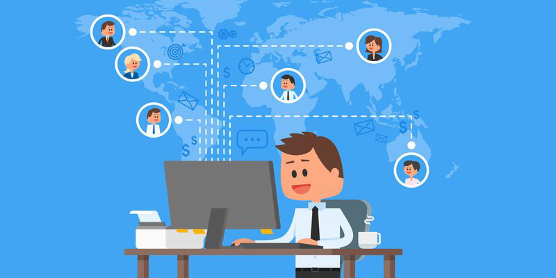 Manage remote teams with HR on cloud during COVID -19
