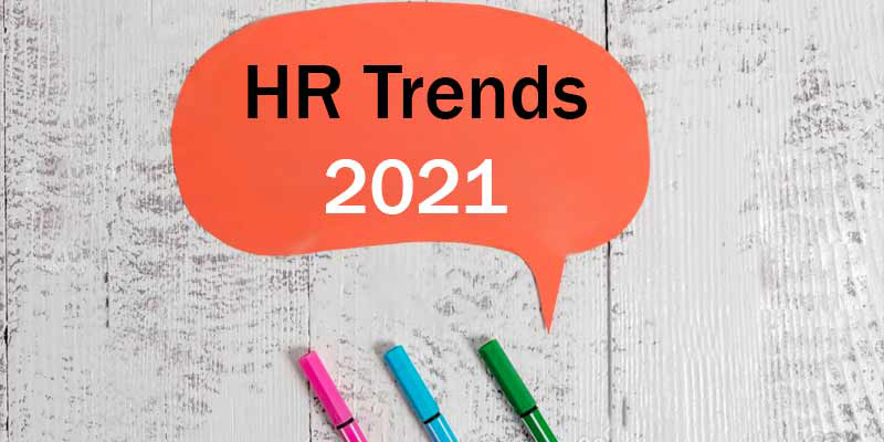 Top 8 Global HR Trends in 2021