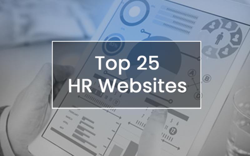 Top 25 HR Websites for HR Professionals