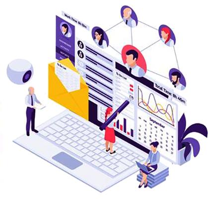 online timesheet software