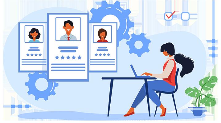 web based recruitment software